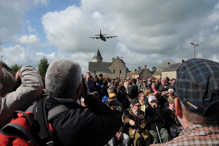 Picauville Normandie D Day 5 juin 2014