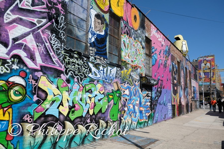 New York USA Sreet art Quartier de Bushwick 2018 (18)