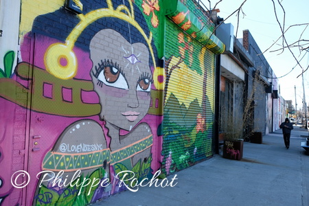 New York USA Sreet art Quartier de Bushwick 2018 (19)