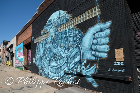 New York USA Sreet art Quartier de Bushwick 2018 (5)