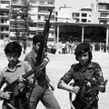Beyrouth combats rue 1975