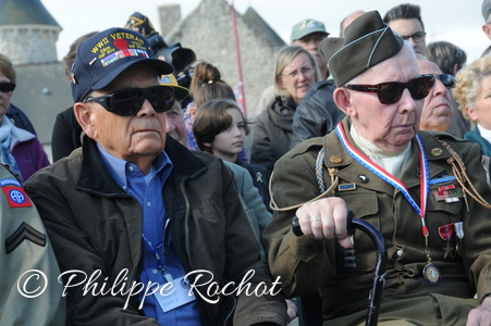 Picauville Normandie D Day 5 juin 2014 (15)