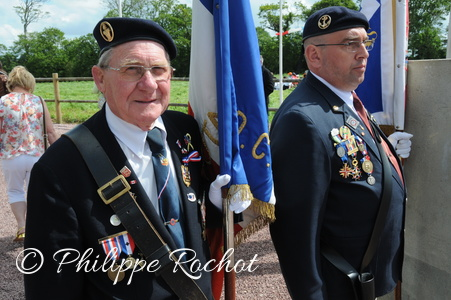 Picauville Normandie D Day 5 juin 2014 (50)